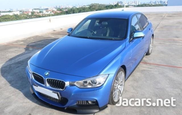 Bmw 3 Series 2014 J 3 500 000 For Sale Jamaicars Com