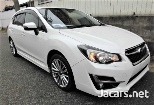 Subaru Impreza 2015 J 1 950 000 For Sale Jamaicars Com